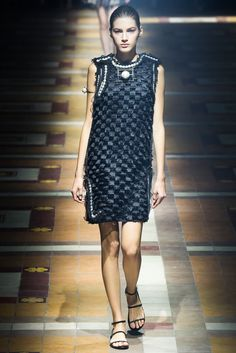 Lanvin 125th Anniversary Spring 2015 Ready-to-Wear - Paris Fashion Week #SS15 #PFW #RTW