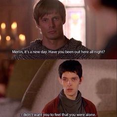 The Wicked Day  ~Merlin~