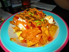 Mexican Nachos at The Pit, Holland Village.