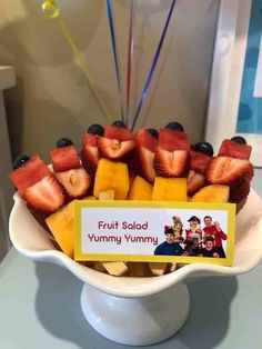 The Wiggles Party Food Ideas + Bonus Recipe - Mumspo Mag First Birthday Party Themes, First Birthday Cakes, Boy Birthday Parties, 2nd Birthday, Birthday Ideas, Wiggles Birthday, Wiggles Party, Wiggles Cake, The Wiggles