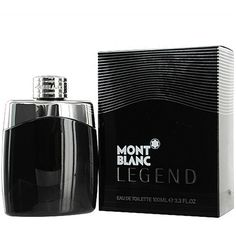 Montblanc Mont Blanc Legend By Mont Blanc For Men (357862901) ($46) ❤ liked on Polyvore featuring men's fashion