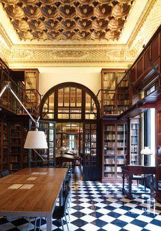 archatlas:   Rehabilitación de la Biblioteca Jujol... | THE KHOOLL