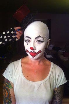 Jenniger Lee Johnson #clown