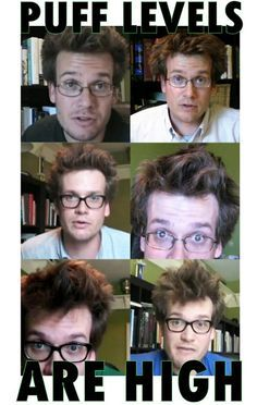 funny and serious in john green books - Google Search