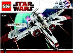 Star Wars - ARC-170 Starfighter [Lego 8088]