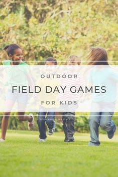 17 Outdoor Field Day Games for Kids that include a water balloon toss, goal kick, water relay, balloon pop and more outside games for kids. Outdoor Games For Kids, Outdoor Activities, Activities For Kids, Outside Games For Kids, Field Day Games, Kids Party Themes, Kid Parties, Water Balloons, Goal