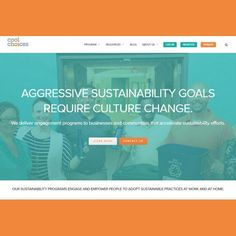 [NEW YEAR NEW WEBSITE] We are THRILLED to share our newly redesigned website with you today! We are so proud of our Cool Choices team for putting together a website that works better for YOU! Check out our mobile-friendly design case studies program offerings past results and strategies your organization can use to drive successful sustainability initiatives before during and after your Cool Choices program! www.coolchoices.com . . . . #corporatesocialresponsibility #csr…