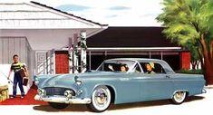 Ford Thunderbird (1955)