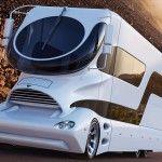 Luxury Motorhome by Volkner Mobil