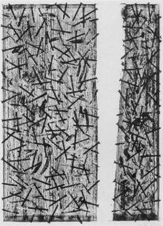 1986 Lohengrin by Günther Uecker