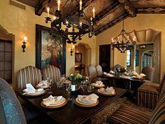 Dining Old World Mediterranean Italian Spanish