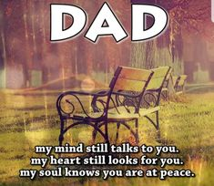 Daddy, I wish I could talk to you today.so much on my mind right now. I am so happy that you are at home with the Lord. I'm coming but have things to do first. Daddy I Miss You, Rip Daddy, Love You Dad, Father Daughter Quotes, Father Quotes, Dad Quotes, Dad Sayings, Joker Quotes, Family Quotes