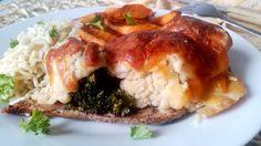 Dubarry csirkemell recept diétás besamel mártással. Karfiolos csirkemell, besameles csirke készítése képekkel, lépésről lépésre! Fogyókúrás, IR diétás ebéd!