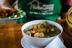 Oxtail Soup ala Warung Apung Rahmawati