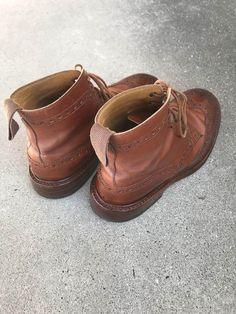 靴バカ.com Trickersカントリーブーツ