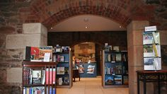 The Book Cellar at Foxhunters Return, Campbell Town, Tasmania Convict built. May need to pause on the Port Arthur trip :) Port Arthur, Tree Carving, My Dream Came True, Tasmania, Cellar, Old And New, Libraries, Building, Authors