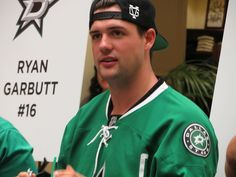Dallas Stars Icebreaker 2014// Jamie Benn // Photo by PNLT_BX // IMG_0330