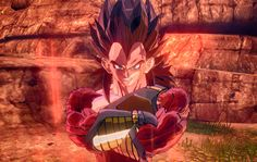 Dragon Ball Xenoverse 2 Vegeta is still my favorite character and Super Saiyan 4 is my favorite transformation, which is why this is one of my favorite screenshots