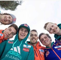 Team Norway. My favorite team along with Austrian team.