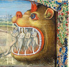 Lancelot du Lac, Ahun ca. 1470 (BnF, Français 113, fol. 117r)