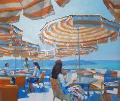 """Untitled (Beachside)"" by Howard Behrens"