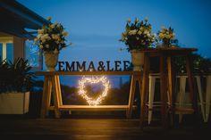 Sunshine Beach wedding inspo... Got Married, Getting Married, Lakeside Garden, My Dream, Most Beautiful, Scenery, Sunshine, Neon Signs, Beach