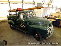 1951 Chev - Pickup body