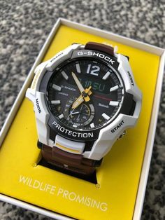 G Shock Watches Mens, Casio G Shock, Watches For Men, Awesome Watches, Shock And Awe, Man Fashion, Man Style, Wristwatches, Seiko
