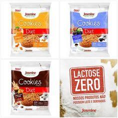 Você sabia que os Produtos Jasmine são sem leite e derivados? Além disso, são desenvolvidos com ingredientes naturais e com opções diet como os Cookies Diet! Conheça as opções que você compra online aqui no Empório Ecco e recebe na sua casa!