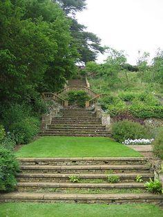 Upton House Gardens (National Trust Property) Banbury, UK