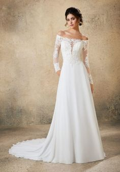 Shop Morilee Bridal Wedding Dresses and find the perfect dress for your big day! Choose from popular bridal styles for any body type like Full length gowns, Lace, Sweetheart and Backless! Crystal Wedding Dresses, Bridal Wedding Dresses, Wedding Dress Styles, Dream Wedding Dresses, Designer Wedding Dresses, Hijabi Wedding, Wedding Frocks, Prom Dresses, Evening Dresses