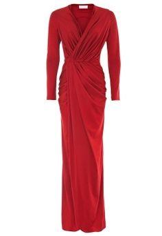 London Boutiques | Leone Maxi Wrap Dress