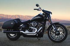 Harley-Davidson Sport Glide Profile