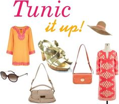 tunic it up and take me to the beach