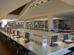 amsterdam   nederland   oba openbare bibliotheek