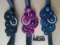 #hairband #soutache #lucejewels