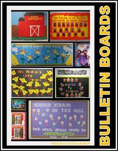 Bulletin Board Round Up