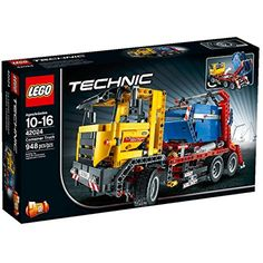 LEGO Technic 42024 Container Truck >>> You can find out more details at the link of the image. (This is an affiliate link) #BuildingToys