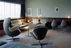 Arne Jacobsen Suite http://www.worldguide.eu/wg/index.php?StoryID=178&ArticleID=65 Radisson Blu Royal Hotel, Copenhagen - Hotels - Copenhagen - Denmark - Europe - Travel