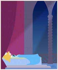 Sleeping Beauty | Aurora | Jeca Martinez