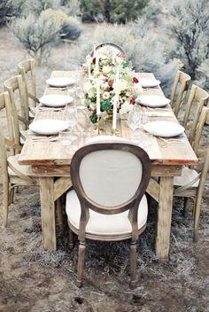 Organic Wedding Inspiration at an Erich McVey Workshop http://fabyoubliss.com