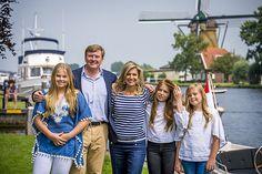 Fotosessie koninklijk gezin 2017 - Blauw Bloed