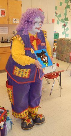 daycare magic  show with www.pocketstheclown.ca