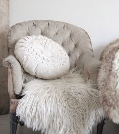 Chair + textures