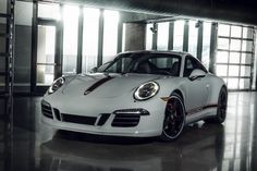 In honor of the fifth Rennsport Reunion, Porsche has unveiled a special edition of the 911 Carrera GTS with a limited production of 25 units worldwide to be sold exclusively in North America. Read more on the latest Luxury Portfolio Blog or go to http://porscherennsportreunion.com/911exclusive/