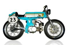 RE-PIN THIS!!! http://www.cardosystems.com/  Radical Honda 125