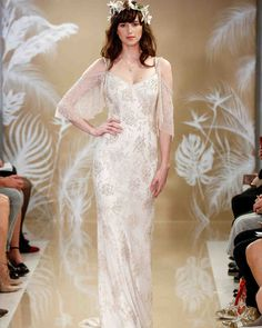 """THEIA Fall 2017 Wedding Dress Collection 