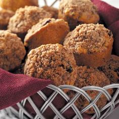 My friend raved about these Pumpkin Oat Muffins for the holiday season. We have a favorite Oatmeal Muffin recipe we make at Christmas time. This might be a good addition to our family favorites.
