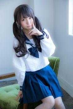 【まきまき高校卒業記念撮影会】あんにゅい豆腐(涼宮ハルヒの憂鬱、涼宮ハルヒ・バニー・チャイナ他)コスプレ画像まとめ | レイヤーズ〜コスプレまとめ〜 Cute School Uniforms, School Uniform Girls, High School Girls, Sailor Fashion, Girl Fashion, Cute Asian Girls, Cute Girls, Pretty Girls, Modern Fashion