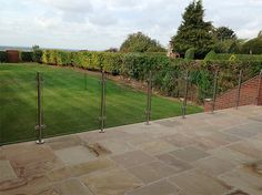 Elegance Glass Balustrades for Balconies, Gardens & Patios
